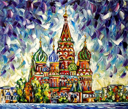 soborwasilijablaschennogo,churchinmoscow,moscowpicture,moscowpainting,moscowlove,moscowlovers,russianchurch,ilovemoscow,iloverussia,russialove,moscowredsquare,touristattraction,russia,russianculture,skyovermoscowcity,cityscape,cityscene,motherrussia,brightpainting,peacefulpainting,cheerfulpainting,friendlyscene,friendlypainting,paletteknifeoilpainting,modernart,impressionism,artdeco,abstractpainting,livelypainting,colorfulpainting,livelycolours,brightcolors,lightreflections,impastopainting,livingroompainting,livingroomart