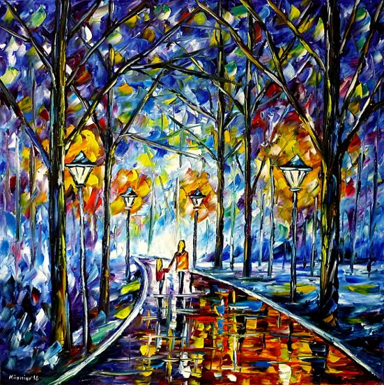 oilpainting,modern,impressionism,motherwithdaughterinthepark,motherwithchildinthepark,motherlove,womanwithchild,walking,handinhand,landscapepainting,autumnpainting,summerevening,autumn,autumnmood,eveningmood,autumnevening,autumnnight,lantern,lively,colorful