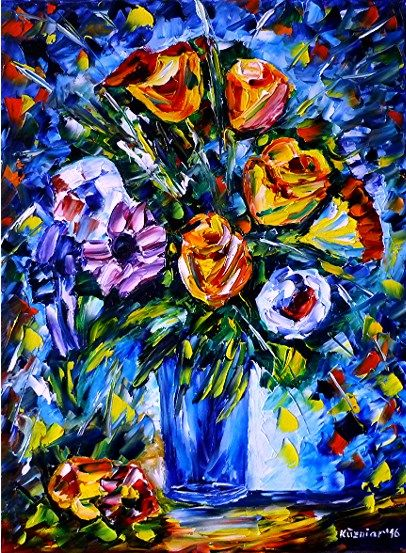 oilpainting, impressionism,